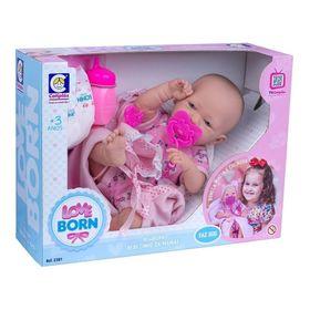 boneca-love-born-newborn-bebezinho-da-mamae