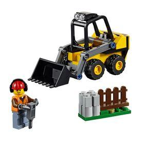 Lego-City---Trator-de-Construcao